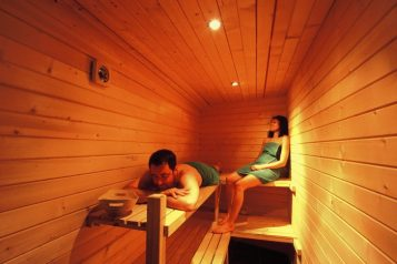 Sauna Dihan